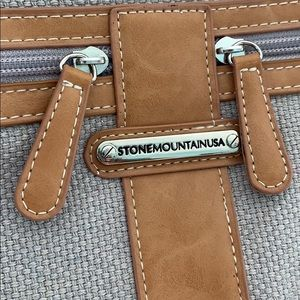 Vermont Country Store Stone Mountain Bag NWOT